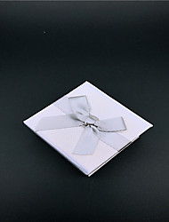 cheap -Cubic Jewelry Boxes - Stylish Gray 5 cm 5 cm 3.5 cm