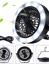 cheap -Camping Lanterns & Tent Lights LED LED Emitters with USB Cable Portable Multifunction Durable Camping / Hiking / Caving Everyday Use Cycling / Bike Fishing Camping Outdoor White Light Source Color