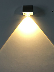 cheap -LED / Modern LED Wall Lights Living Room / Shops / Cafes Aluminum Wall Light IP44 Generic 1 W