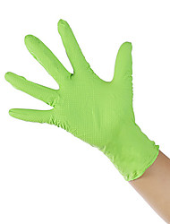 cheap -Basics Professional Reusable Rubber Gloves, Large,Protective,Thick Gloves