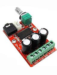 Недорогие -xh-m145 dc12v цифровой усилитель класса d аудио усилитель с высоким разрешением усилитель мощности
