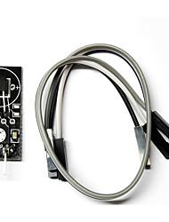 Недорогие -DS18B20 DC 5V цифровой температурный датчик модуль для Arduino
