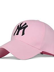 cheap -Unisex Basic Polyester Baseball Cap-Floral Print Fall Blushing Pink White Black