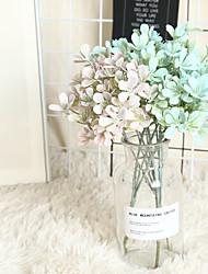 Недорогие -1шт сливы с травой моделирования цветок украшения дома
