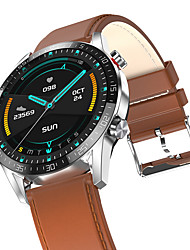 cheap -L13 Smartwatch IP68 Waterproof Fitness Bracelet Tracker Wristwatch ECG Heart Rate Monitor Blood Pressure Call Reminder Smart Watch