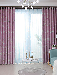cheap -Gyrohome 1PC Daisys Shading High Blackout Curtain Drape Window Home Balcony Dec Children Door *Customizable* Living Room Bedroom Dining Room