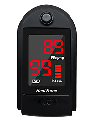 cheap -Finger clip type medical finger pulse oxygen pulse monitoring heart rate home blood oxygen saturation meter