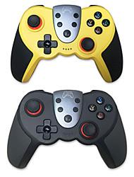 Недорогие -Беспроводное Игровые контроллеры / Ручка джойстика Назначение Nintendo Переключатель ,  Bluetooth Игровые контроллеры / Ручка джойстика ABS 1 pcs Ед. изм