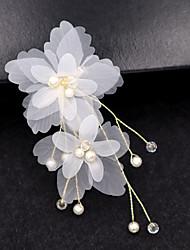 Недорогие -Свадебные цветы Броши и булавки Свадьба / Вечерние бисер 0-10 cm
