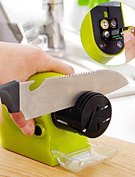 cheap -Professional Electric Knife Sharpener Motorized Knife Sharpener Motorized High-Speed Sharpening Rotating Household Tool