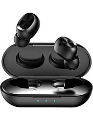cheap -LITBest B239 TWS True Wireless Earbuds Wireless Bluetooth 5.0 with Microphone with Charging Box Sweatproof for Mobile Phone