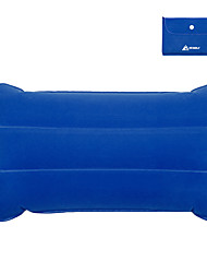 cheap -Camping Travel Pillow Camping Pillow Outdoor Camping Portable Inflatable Ultra Light (UL) Compact for Camping / Hiking Beach Traveling Spring Summer Fall Burgundy Blue / Durable