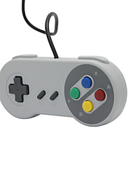 cheap -Wired Classic Edition for SNES controller Classic Mini Joystick For Super Nintendo Switch