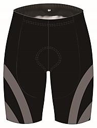 cheap -21Grams Men's Cycling Shorts Bike Shorts Padded Shorts / Chamois Pants Breathable 3D Pad Quick Dry Sports Stripes Patchwork Black Mountain Bike MTB Road Bike Cycling Clothing Apparel Bike Wear