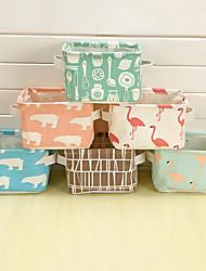 Недорогие -ткани для хранения ткани организаторы прямоугольник новый дизайн геометрический рисунок прекрасный дом организация хранения box1pc