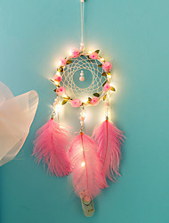 cheap -Dream Catcher Wind Chimes Hanging Girls Bedroom Decoration