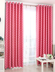 cheap -Gyrohome 1PC Dots Shading High Blackout Curtain Drape Window Home Balcony Dec Children Door *Customizable* Living Room Bedroom Dining Room