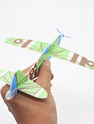 cheap -Airplane Model Novelty Toys Plane Airplane Cute Simulation Parent-Child Interaction PORON Kid's All Toy Gift