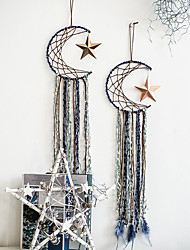 cheap -INS Dream Catcher Blue Star Pendant Interior Wall Hangings
