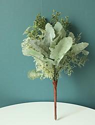 Недорогие -искусственные цветы 1 ветка классический простой стиль пастырский стиль растения вечный цветок настольный цветок