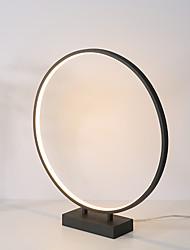 cheap -Desk Lamp Reading Light LED Simple LED power supply For Living Room Bedroom Aluminum 85-265V White Black