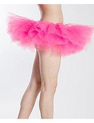 cheap -Ballet Tutus Gore Women's Performance Natural Tulle