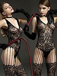 cheap -Uniforms Adults' Women's Outfits For Nylon Lycra Spandex Tactel Masquerade Zentai