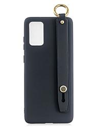 Недорогие -чехол для карты сцены samsung samsung galaxy s20 s20 plus s20 ultra a51 a71 новая подставка для мобильного телефона с утолщением матового цвета в виде конфет