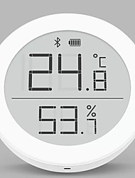 cheap -Qing Ping Bluetooth Thermo-hygrometer M version white