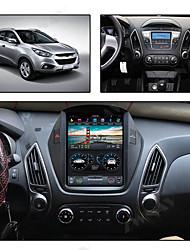 Недорогие -zwnav 10.4inch 1din 4 ГБ 64 ГБ Tesla стиль Android 8.1 Автомобильный DVD-плеер GPS-навигатор магнитола стерео автомобильный мультимедийный плеер ips для Hyundai ix35 2018-2019