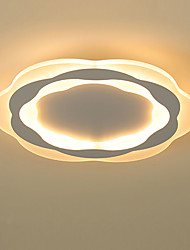 cheap -40 cm Dimmable Geometric Shapes Flush Mount Lights Acrylic Acrylic Geometrical Novelty Chic & Modern Modern 110-120V 220-240V
