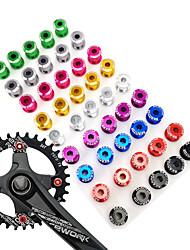Недорогие -Шурупы Назначение Шоссейный велосипед / Горный велосипед Алюминиевый сплав Устойчивый к деформации / Пригодно для носки / Мощность / Нескользящий / Простота установки Велоспорт