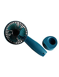 cheap -Mini Handheld Fan, USB Desk Fan, Powerful Small Personal Portable Fan Speed Adjustable 3 Speed For Home Office Indoor Use Outdoor Travel