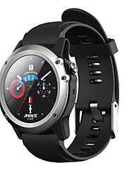 cheap -LITBest HR3 Men Women Smartwatch Android iOS Bluetooth Waterproof Touch Screen GPS Heart Rate Monitor Blood Pressure Measurement ECG+PPG Stopwatch Pedometer Activity Tracker Sedentary Reminder