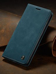 cheap -CaseMe New Business Leather Magnetic Flip Case For Samsung Galaxy S20 / S20 Plus / S20 Uitra With Wallet Card Slot Stand Case Cover