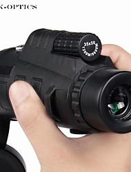 cheap -Monocular Telescope 35x50 Monocular High Power With Compass HD Big Vision Professional Binoculars for Camping Bird-watching Travel