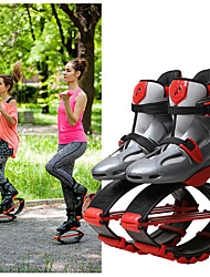 cheap -Jump Shoes Bounce Shoes Anti-Gravity Running Boots Sports TPR Home Workout Exercise & Fitness Indoor Outdoor Play Adjustable Non-Slip Tread Removable Liner Easy Cleaning Muscular Bodyweight Training
