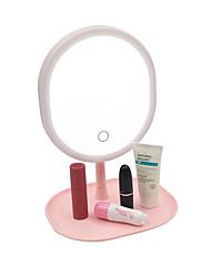 Недорогие -светодиодное зеркало для макияжа заполняющее свет tiktok light youtube video hd перезаряжаемый общий рабочий стол складной туалетный зеркало новинка дизайн одежды
