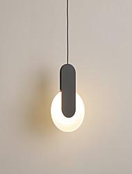 cheap -PUSHENG 18 cm Single Design Pendant Light Modern 220-240V