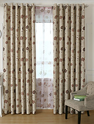cheap -Gyrohome 1PC Seven Flowers Shading High Blackout Curtain Drape Window Home Balcony Dec Children Door *Customizable* Living Room Bedroom Dining Room