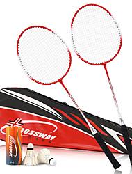 cheap -212 Badminton Rackets 2 Piece Ferroalloy Low Windage / Anti-Slip / Ultra Light (UL) Indoor Outdoor