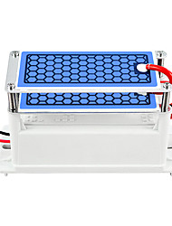 cheap -Car use Portable Ceramic Ozone Generator 220V/110V 10g Double Integrated Long Life Ceramic Plate Ozonizer Air Water Air Purifier