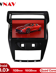 cheap -ZWNAV 10.1inch 1din Android 10 1G 16G Car GPS Navigation Car Multimedia Player Car MP5 Player Steering Wheel Control Mirror Link North America Map Bluetooth Wifi For Citroen C-Quatre 2012-2017