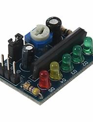 Недорогие -ka2284 индикатор напряжения аудио уровень VU метр модуль для Arduino DIY