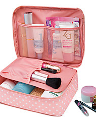 cheap -Women's Makeup Bag Portable Waterproof Travel Bag Large Storage Makeup Organizer Beauty Tool