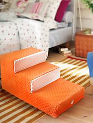 Недорогие -Собаки Лестницы, ступени и лестницы Нескользящий Прочный Спортивный Симпатичные Стиль пена Оранжевый 1 шт.