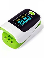 cheap -JZK 303 Fingertip Pulse Oximeter Blood Oxygen Saturation SpO2 Digital PR PI Heart Rate Monitor CE Certification (Random Color Shipped))