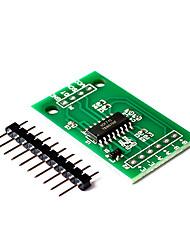 Недорогие -Модуль масштабирования датчика чипа платы hx711 для Arduino Raspberry Pi