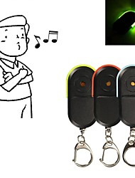 cheap -Whistle Sound LED Light Anti-Lost Alarm Key Finder Locator Keychain Device