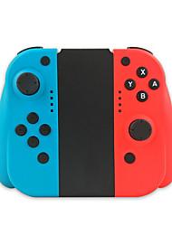 Недорогие -Беспроводное Ручка джойстика Назначение Nintendo Переключатель ,  Bluetooth Ручка джойстика ABS 1 pcs Ед. изм